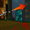 Flaming Zombooka 2 - Shoot/kill zombies with your bazooka!