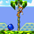 Sonic The Hedgehog - Classic sonic flash game! You know what to do...